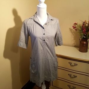 Heritage 1981 Collared Pullover Shift Dress